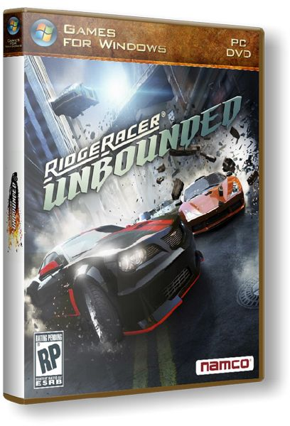 Ridge Racer Unbounded (2012) | RUS [Update 1.9]