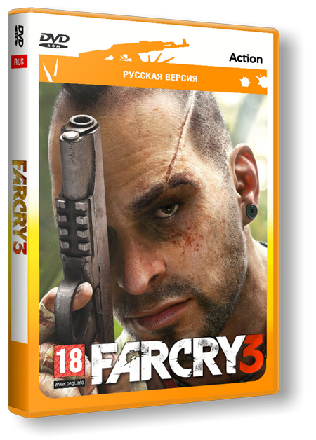 Far Cry 3 (RUS\ENG) [RePack] [DVD5] от R.G. Revenants
