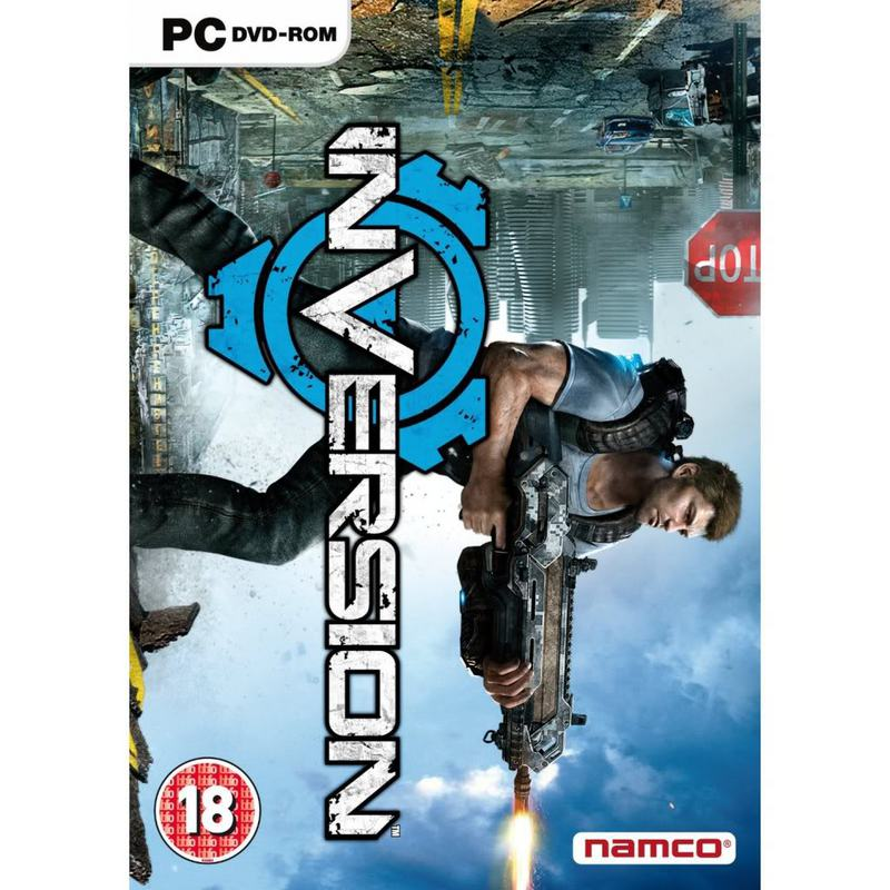 Inversion [Update 1] / 2012 / PC | RePack by R.G. Механики | 3.06 GB